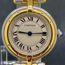 Cartier Gold/Steel 24mm Quartz 1057920 pre-owned