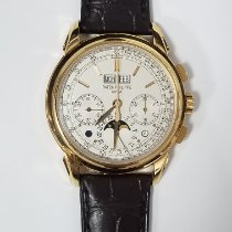 Patek Philippe Perpetual Calendar Chronograph Rose gold 41mm Silver No numerals United States of America, New York, NY