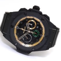 Hublot King Power Ceramica 48mm Nero Senza numeri
