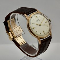 Tissot Rose gold Manual winding White 36mm pre-owned