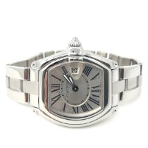 Cartier Roadster 2675 Very good Steel 31mm Quartz