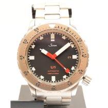 Sinn U1 Steel 44mm Black No numerals United States of America, Washington, Bellevue