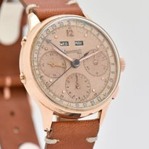 Eberhard & Co. Rose gold 35mm Manual winding pre-owned United States of America, California, Beverly Hills