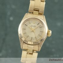 Rolex Oyster Perpetual 26 25mm Guld