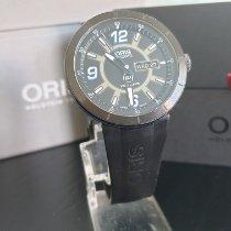 Oris TT1 Stahl 43mm Schwarz Deutschland, Weinstadt1/Beutelsbach