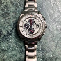 Citizen Titanium Quartz White pre-owned
