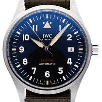 IWC Pilot Mark nuevo 2020 Automático Reloj con estuche y documentos originales IW326801