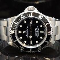 Rolex Sea-Dweller 4000 Steel 40mm Black No numerals United Kingdom, Essex