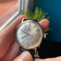 Omega 14770 Steel 1961 Seamaster 38mm pre-owned