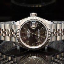Rolex Lady-Datejust Steel 28mm Grey
