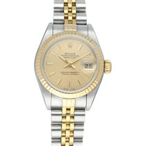 Rolex Lady-Datejust Steel 26mm Champagne United States of America, New York, New York