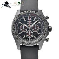 Breitling Bentley Barnato Acero 42mm Negro