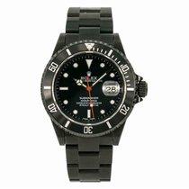 Rolex Submariner Date 43mm Black No numerals United States of America, New York, New York