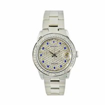 Rolex 68274 Steel 1990 Lady-Datejust 34mm pre-owned United States of America, New York, New York