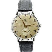 Omega Steel 37.30mm Automatic OMEGA 2482 pre-owned