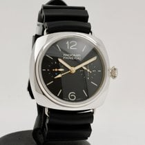 Panerai Radiomir Tourbillon GMT Platinum 48mm Black Arabic numerals