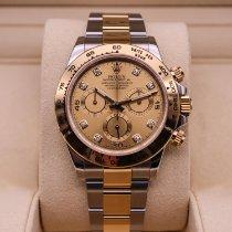 Rolex Daytona 116503 Very good Gold/Steel 40mm Automatic