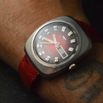 Technos Steel 36mm Automatic pre-owned
