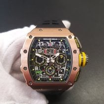Richard Mille Rose gold Automatic RM11-03 pre-owned