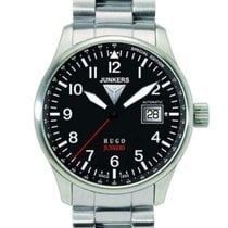 Junkers 42mm Remontage automatique Hugo Junkers