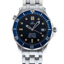 Omega Seamaster Diver 300 M Stål 41mm Blå