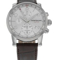 Montblanc new Automatic Skeletonized 43mm Steel Sapphire crystal