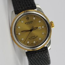 Tudor Glamour Date Gold/Steel 31mm Gold