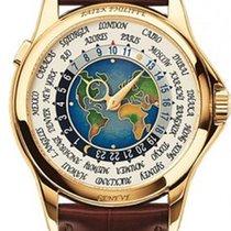 Patek Philippe World Time 5131J-001 Новые Желтое золото Автоподзавод Россия, Москва