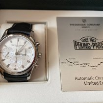Frederique Constant FC-396S6B6 New Steel 43mm Automatic