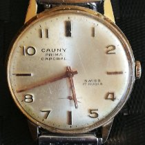 L.Leroy pre-owned Manual winding 33mm