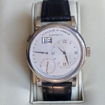 A. Lange & Söhne Platinum 39.5mm Automatic 320025 pre-owned United Kingdom, nw6 3ls