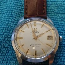 Omega Seamaster DeVille Steel 36mm Champagne No numerals United States of America, New Jersey, Jersey City
