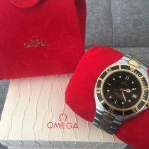 Omega 3961070 Muy bueno Acero y oro 36mm Cuarzo México, Leon