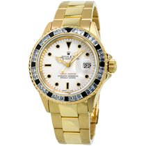 Rolex Yacht-Master Yellow gold 40mm White No numerals United States of America, New York, NEW YORK CITY