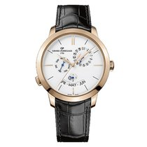 Girard Perregaux Rose gold Automatic White 41mm new 1966