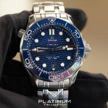 Omega Seamaster Diver 300 M Steel 42mm Blue No numerals United States of America, Texas, Laredo