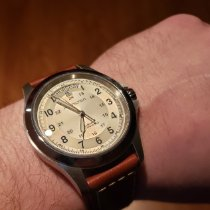 Hamilton Khaki Field King Steel 40mm Champagne