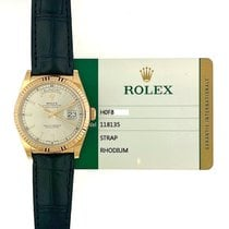 Rolex 118135 Rose gold Day-Date 36 36mm pre-owned United States of America, New York, New York