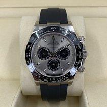Rolex Daytona nuevo 2018 Automático Cronógrafo Reloj con estuche y documentos originales 116519LN