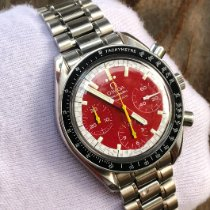Omega Speedmaster Reduced Steel 39mm Red No numerals United States of America, Florida, Pembroke Pines