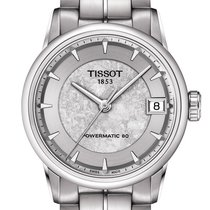 Tissot Luxury Automatic Steel Silver