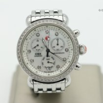 Michele Steel 36mm Quartz cp15803ss Michele CSX Diamonds pre-owned United States of America, Nevada, Las Vegas
