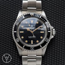 Rolex Submariner (No Date) 5513 1987 подержанные