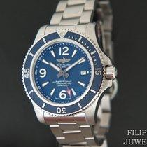 Breitling Superocean II 44 Staal 44mm Blauw Nederland, Maastricht