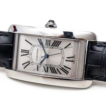Cartier Tank Américaine new 2020 Automatic Watch with original box and original papers WSTA0018
