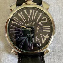 Gaga Milano 46mm Quartz 5081 yeni