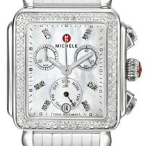 Michele Steel 33mm Quartz MWW06P000099 new United States of America, California, Moorpark