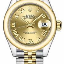 Rolex Lady-Datejust nuevo Automático Reloj con estuche original 279163-CHPRJ