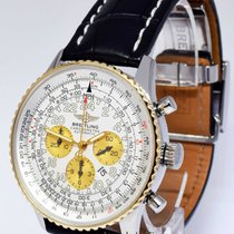 Breitling Navitimer Cosmonaute Gold/Steel 42mm Silver United States of America, Florida, 33431