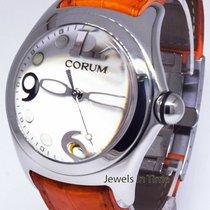 Corum Acero 45mm Cuarzo 163.150.20 usados